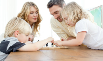 Family Time: Top 5 Board Games for Elementary Kids