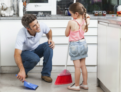 Teach Your Child to Help with Chores