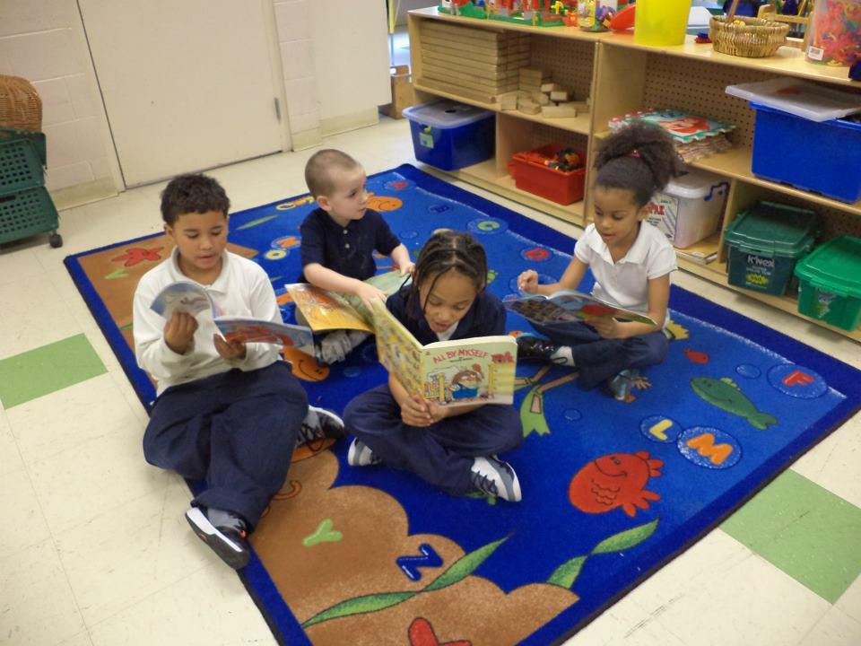 Elyria and Lorain Library Early Literacy Partnership Program