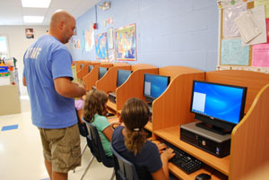 Horizon Education Center: One of the 21st Century Learning Centers
