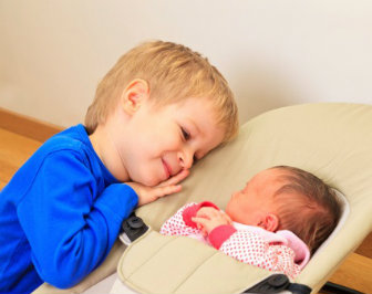 Tips for Helping Children Adjust to a New Baby