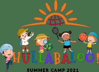 Summer Camp 2021 Logo