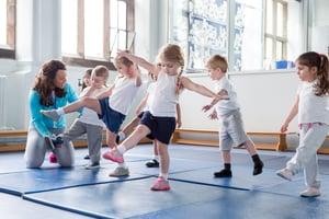 Children Gross Motor Activities