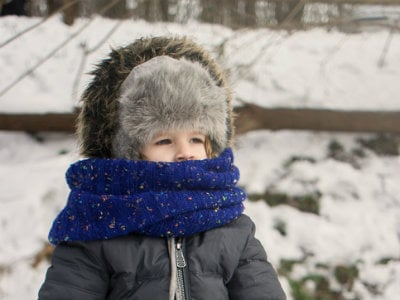 Getting Your Child to Bundle Up in Cold Weather