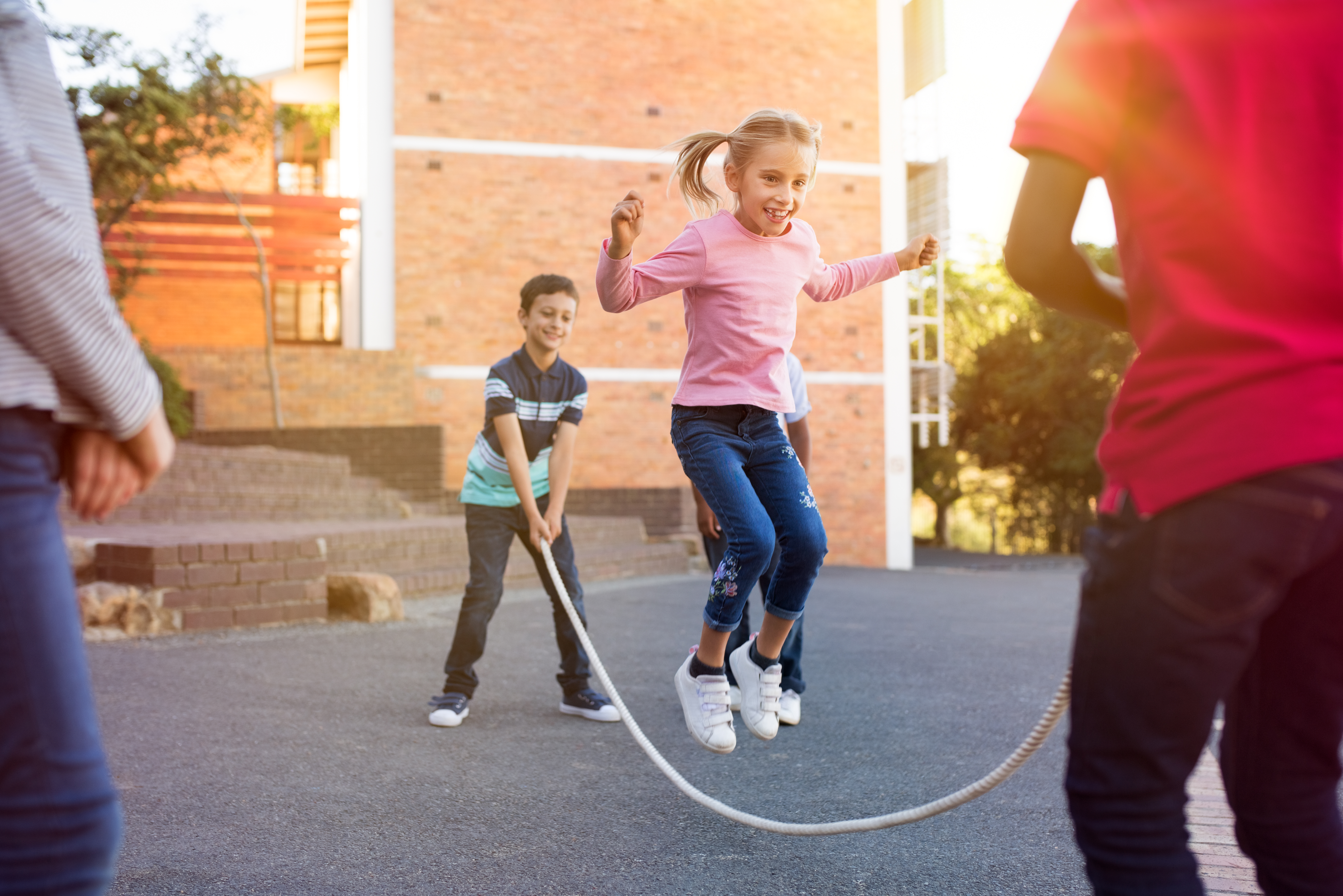 How Much Physical Exercise Does Your Child Need?