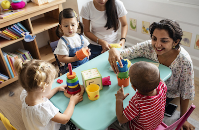 How to Help Your Toddler Prepare for Child Care