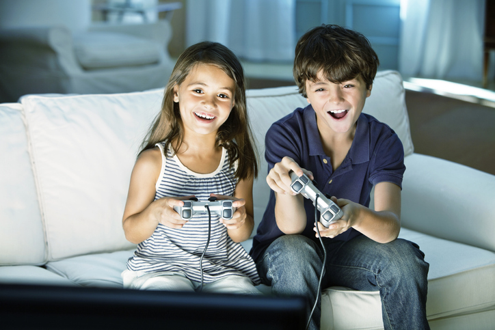 Revealing the Truth about Video Game Myths & Their Affect on Children