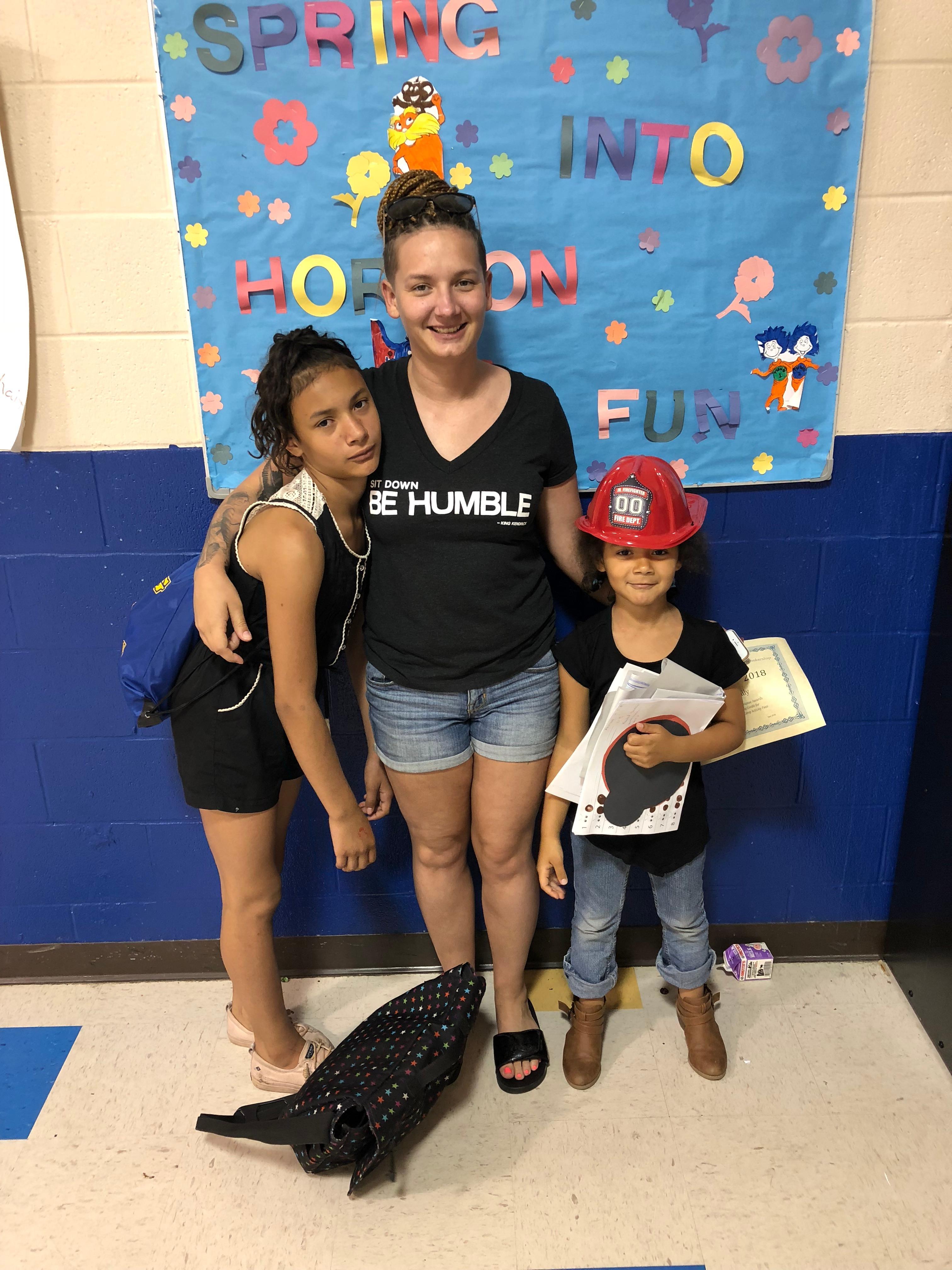 Nagy Family First Recipient of Horizon's Activities Scholarship