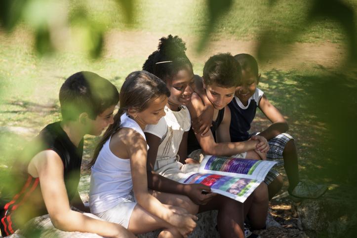 Seven Ways to Make Reading Fun This Summer