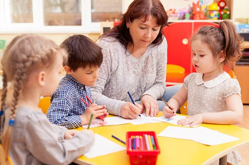 How Socialization Benefits Toddlers