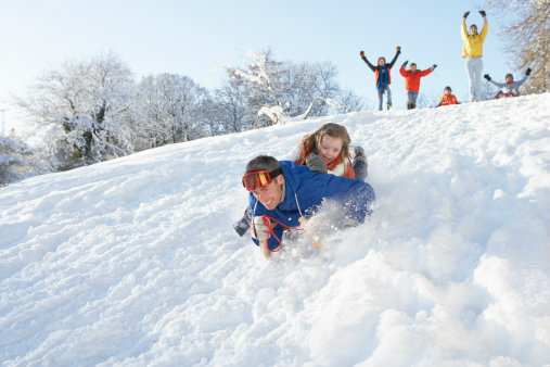 Fun Wintertime Activities for Families
