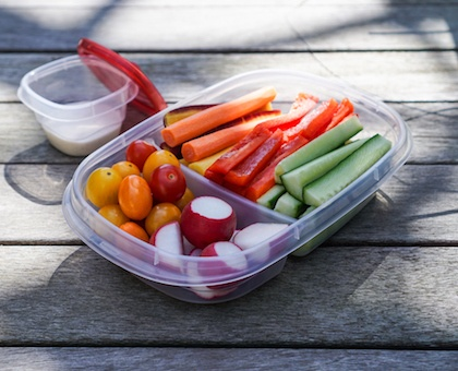 4 Easy, Healthy & Cheap After-School Snacks