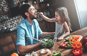 How to Get Your Children to Eat Healthy During Quarantine