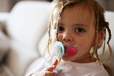 How to Get Your Child to Give Up the Pacifier