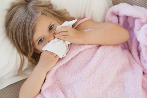 More about Keeping Your Child Healthy During Cold and Flu Season