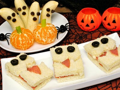 5 Recipes for Healthy Halloween Snacks