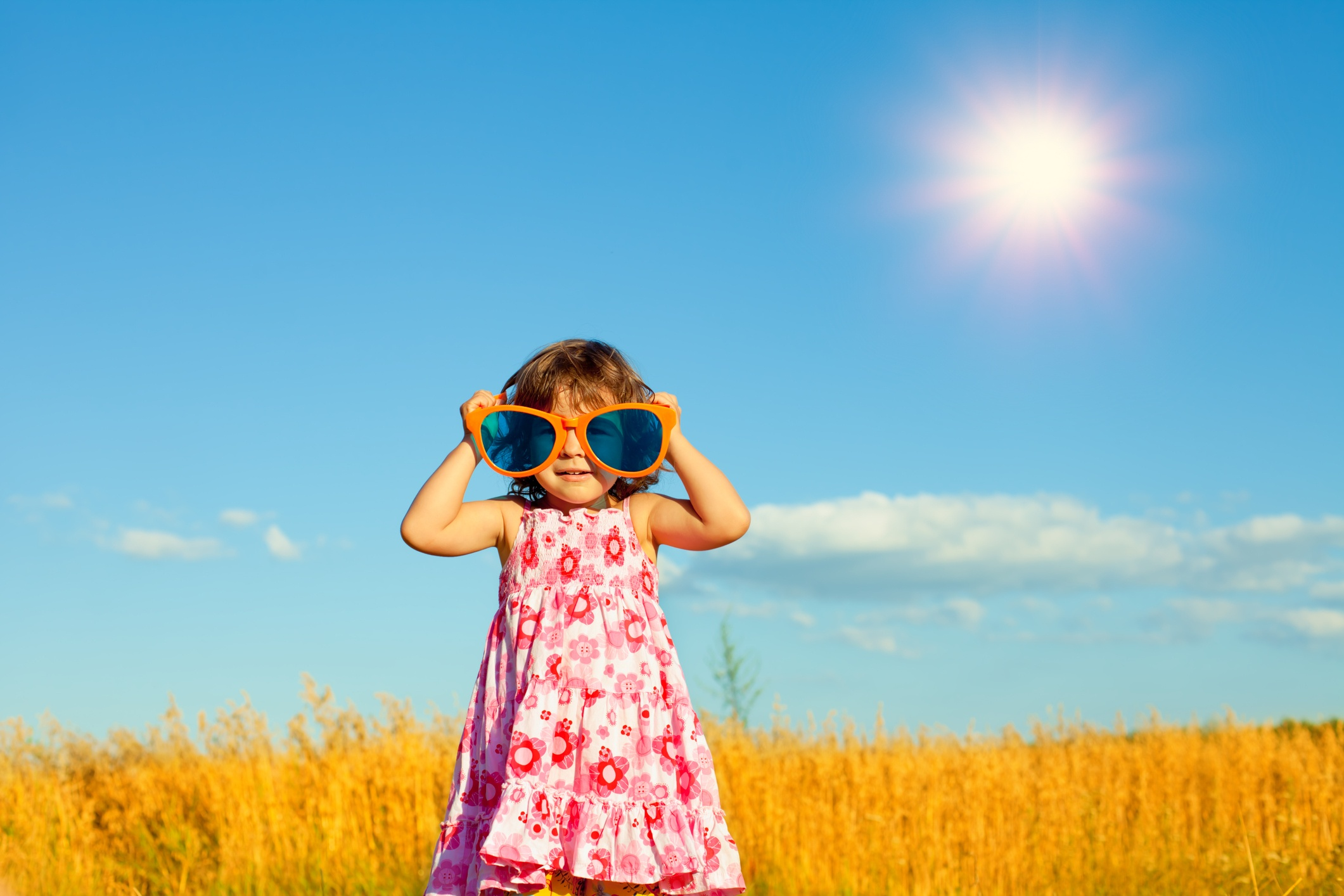 Protect Your Preschooler From Too Much Sun