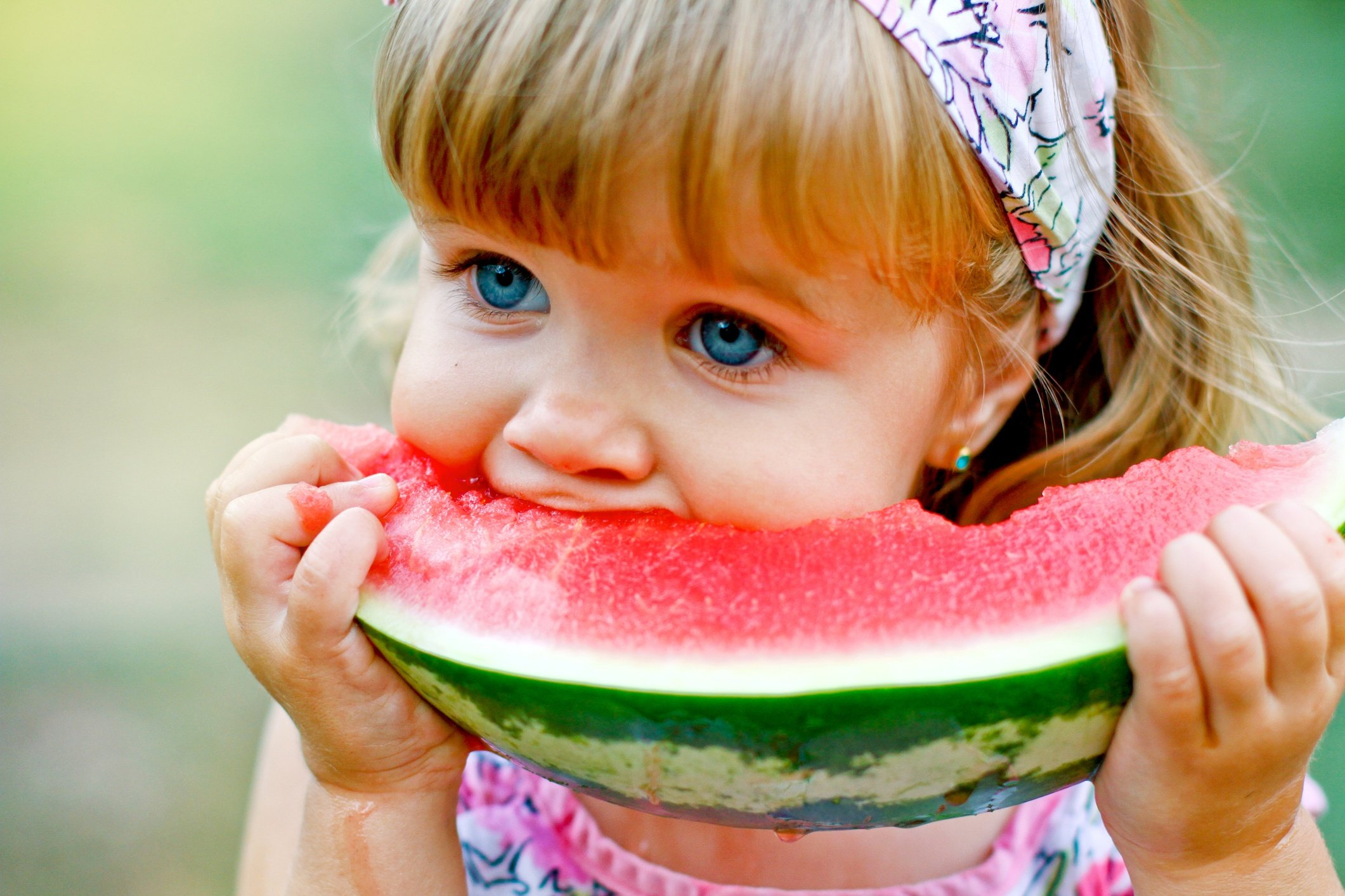 Celebrate Watermelon Day with Recipes, Facts and Crafts