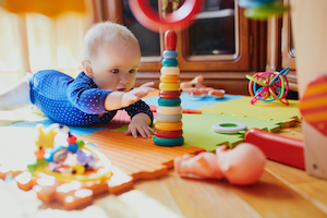 What Your Baby Can Learn in Infant Care