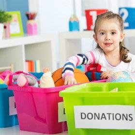 Help Your Preschooler Get Organized