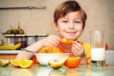Power Up Your Preschooler: the Importance of Breakfast