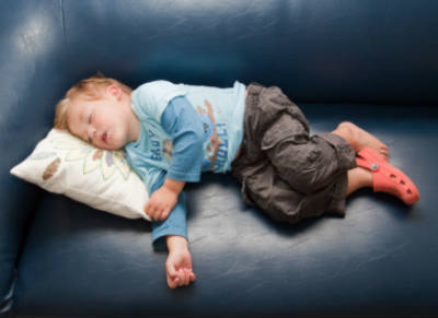 Do Preschoolers Still Need Naps?