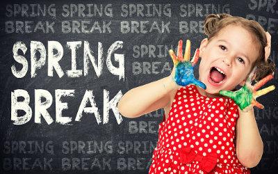 Spring Break Activities in Northeast Ohio