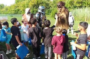 Star Wars Characters Come to Horizon