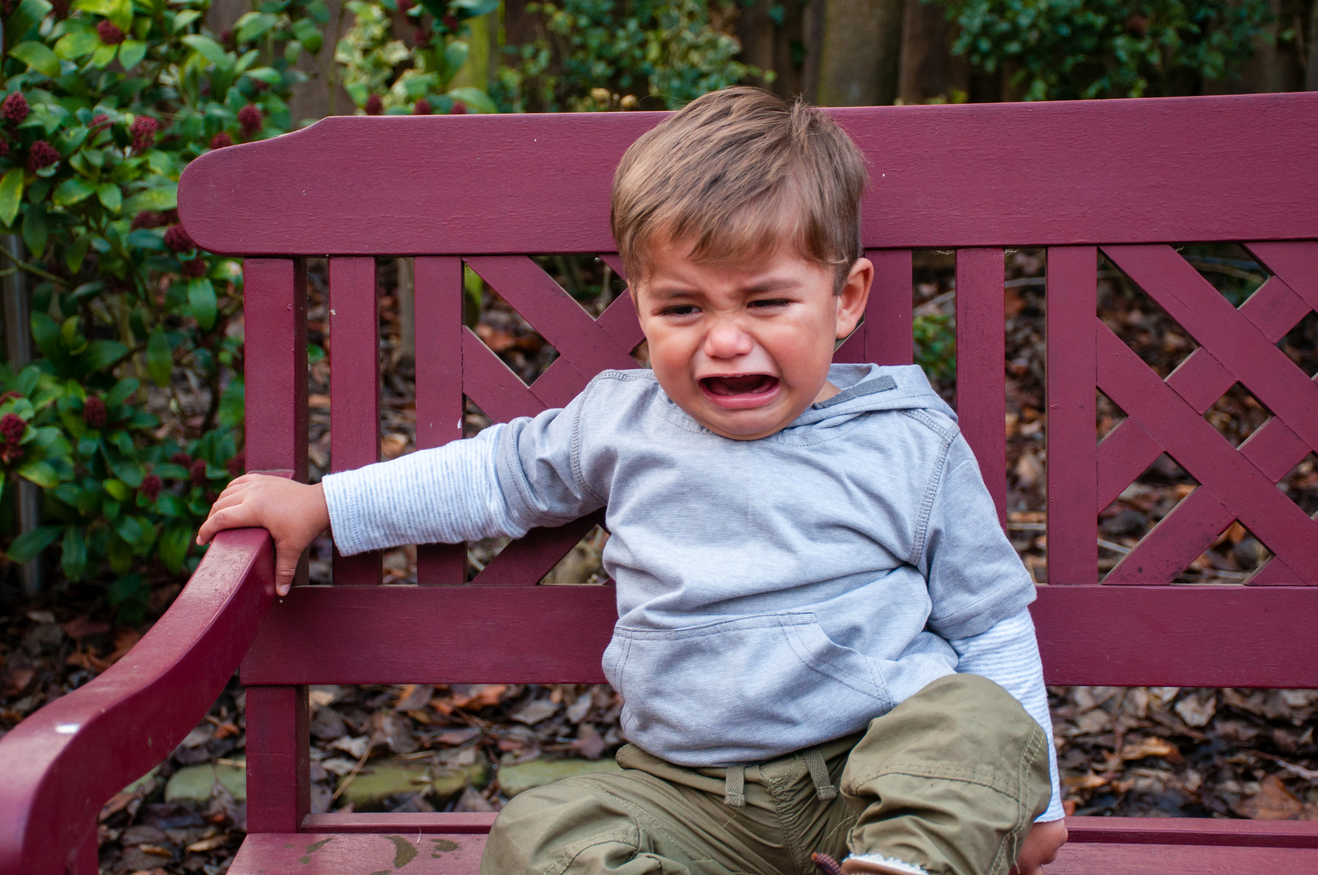 The Terrible Twos: What to Do